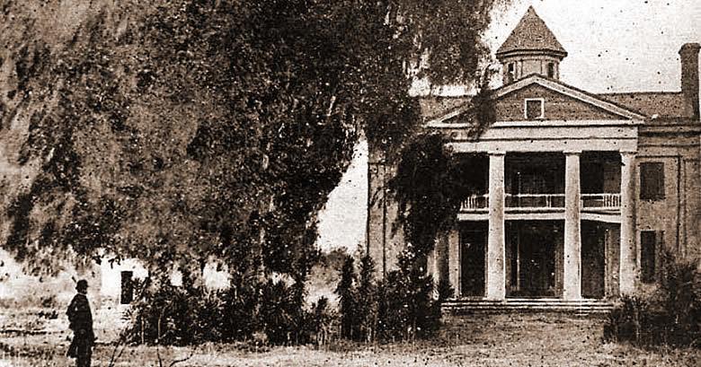 Lake Jackson - Plantation History