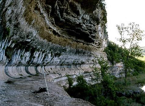 Frio Canyon Pictographs